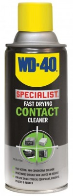 WD-40 Specialist Contact Cleaner 418ml