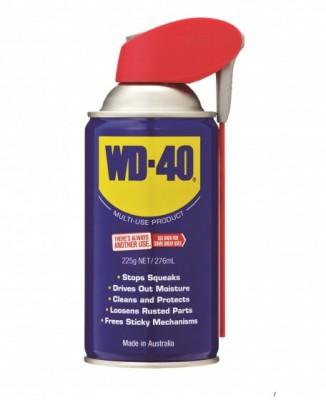 WD-40 225g / 276ml Smart Straw (M10 Exclusive)