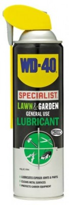 WD-40 Specialist Lawn & Garden General Use Lubricant 490ml