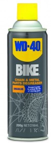 WD-40 Bike Chain & Metal Parts Degreaser 200g