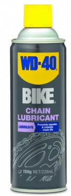 WD-40 Bike Chain Lubricant 150g