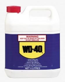 WD-40  4 Litre