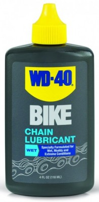 WD-40 Bike Chain Lubricant - Wet 118ml