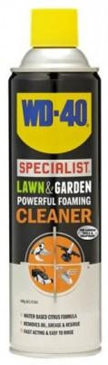 WD-40 Specialist Lawn & Garden Powerful Foaming Cleaner 432ml