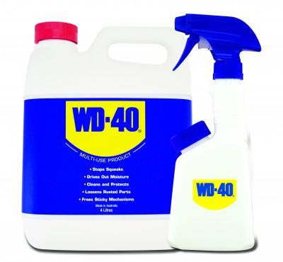 WD-40 4 Litre Bonus with Applicator